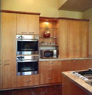 Link To Madrone Kitchen Cabinets Project Page