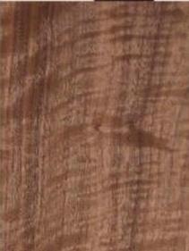Walnut Wood Veneer Black Walnut Claro Walnut American
