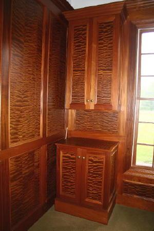 Wood Veneer Panels Cabinets, nightstand furniture plans